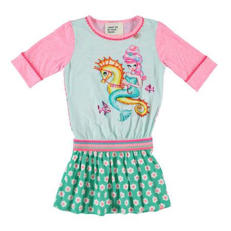 Mermaid Dress Pink