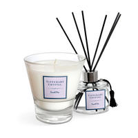 Sweet Pea Candle and Diffuser Gift Set