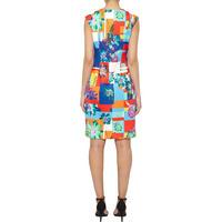 Floral Print Dress Multicoloured