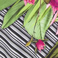 Cape Top Pencil Dress Multicolour