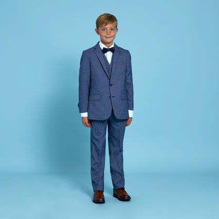 Oslo Three-Piece Suit Blue