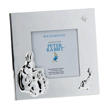 Peter Rabbit 9 x 9cm Picture Frame