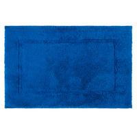 Deep Pile Bath Mat with Microfresh Technology Blue