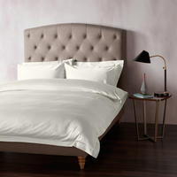 400 Thread Count Soft & Silky Egyptian Cotton Bedding Cream