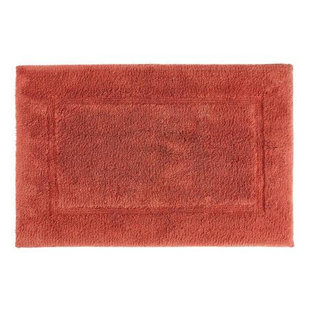 Deep Pile Bath Mat with Microfresh Technology Orange