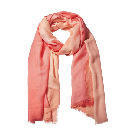Dip It Modal Silk Scarf Orange