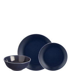 Mason Cash Classic Collection Blue 12 Piece Dinner Set