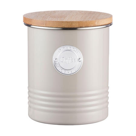 Canister Coffee Putty 1 Litre