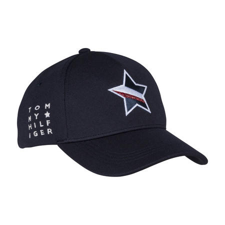 Star Baseball Cap Navy