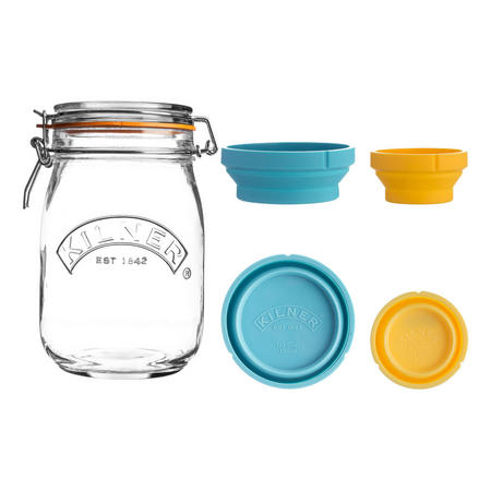 Jar Measure And Store 1 Litre
