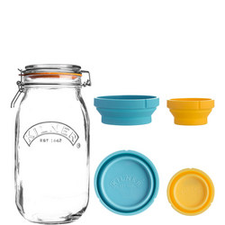 Jar Measure And Store 2 Litre