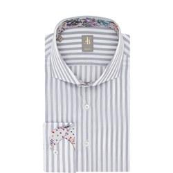 Roma Striped Slim Fit Shirt