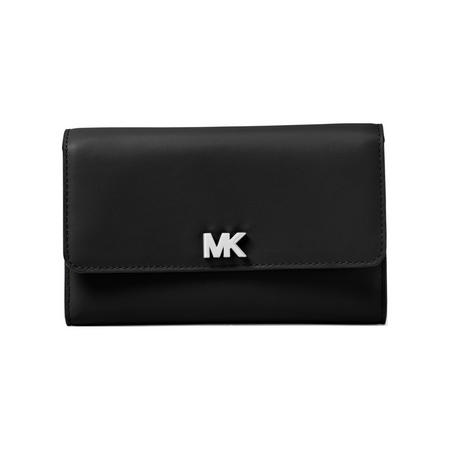 Mott Flap Wallet Black