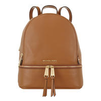 Rhea Medium Backpack Brown