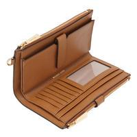 Smartphone Wallet Brown