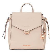 Bristol Flap Backpack Pink