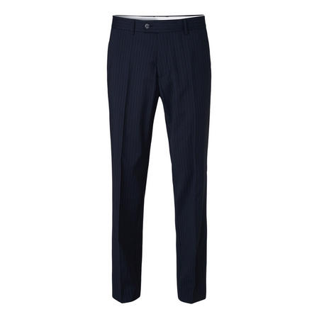 Laurent Twill Trousers Navy