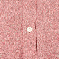 Liam BX Marl Long Sleeve Shirt Red