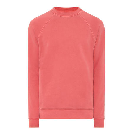 Tash Crew Neck Sweatshirt Red