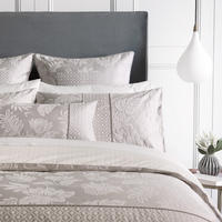 Angelis Pillowcase Housewife Grey