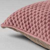 Emington Cushion Rosewood Pink