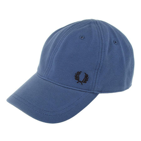 Piqué Logo Baseball Cap
