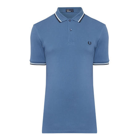 Twin-Tipped Polo Shirt