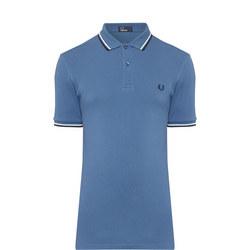 Twin-Tipped Polo Shirt