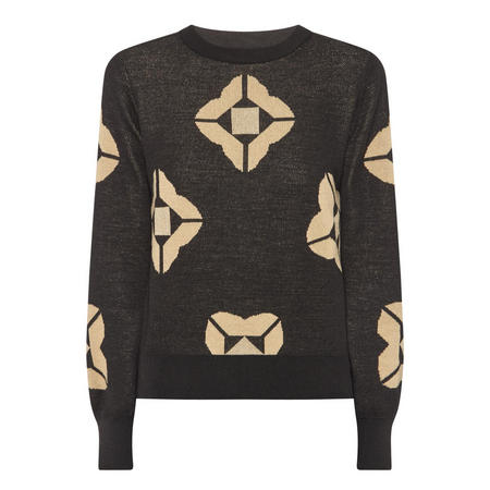 Tile Knitted Sweater