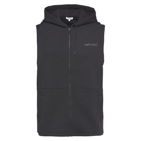 Core Neo Sleeveless Sweat Top Black