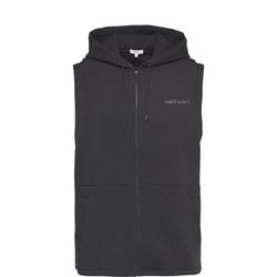 Core Neo Sleeveless Sweat Top Black