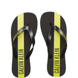 Intense Power Flip Flops Black