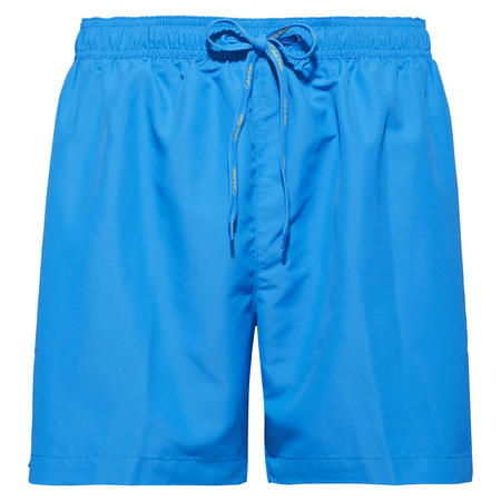 Mid-Length Core Logo Tape Swim Shorts Navy