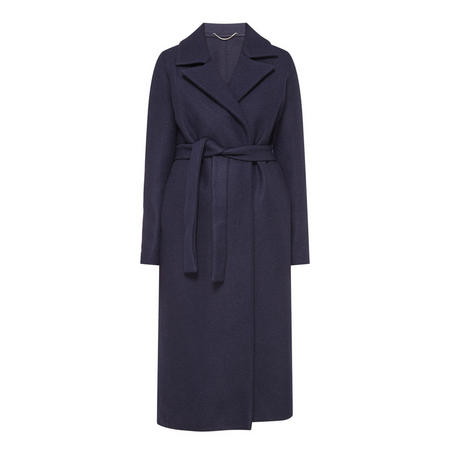 Rame Woollen Duster Coat