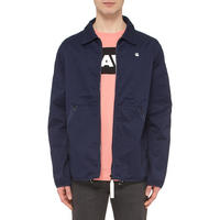 Two Pocket Jacket Navy
