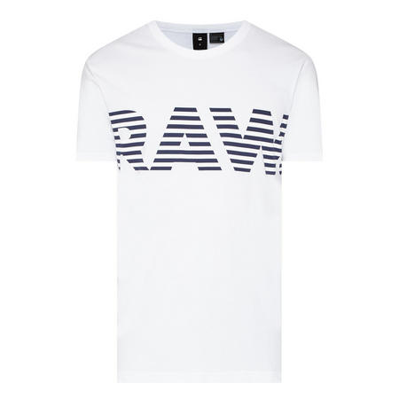 Hyce Raw T-Shirt White