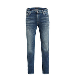 Clark Straight Jeans Light Wash