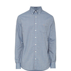 Oxford Tattersall Shirt