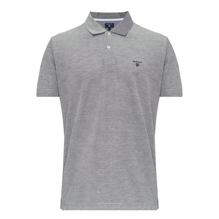 Oxford Piqué Polo Shirt