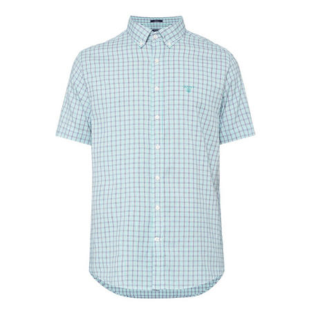 Windblown Check Shirt