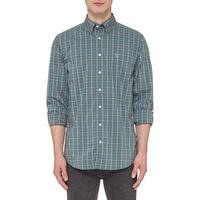 Tech Prep Broadcloth Check Shirt