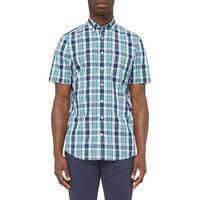 Broadcloth Check Shirt