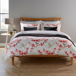 Haruki Duvet Set Orange