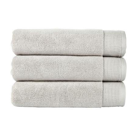 Blossom Towel Silver-Tone
