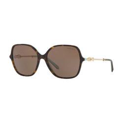 Tiffany Round Sunglasses 0TF4145B Brown