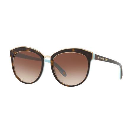 Tiffany Havana Sunglasses 0TF4146 Brown