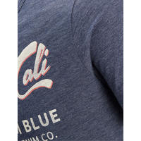 Joe Solid Denim Logo T-Shirt
