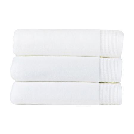 Blossom Towel White