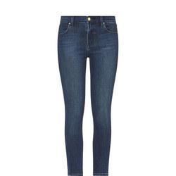 Alana High Rise Skinny Jeans