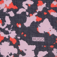 Camouflage Print Scarf